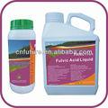 en la agricultura de líquido de ácido fúlvico orgánico fertilizante foliar de fertilizantes