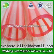 Flexible tubería de drenaje de pvc