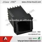 48*48mm ABS plastic Digital Panel Meter Enclosure matched terminal block