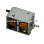 Mini Electromagnetic Push / Pull Solenoid Lock SA-0521N Lock Solenoid Manufacture