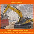 Utilizado para la construcción, nueva marca de excavadora para la venta