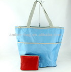 Nylon material Promotional Foldable Shopping Tote Bag
