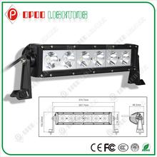 """High Power 10-30V 5400Lumen 6000K CE RoHS IP67 13.5"""" 60W CREE LED Light Bar for Dirt Bike"""