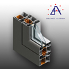 ISO certificate extrude aluminium profile for sliding window parts