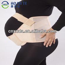 High elestic Women pregnancy maternity lumbar/waist/ lower back fish line support belts/girdles/extender/