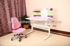 Modern Design Height Adjustable Study Table For Kids