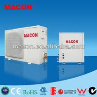 MACON CE WATER MARK certificate Heat Pump,solar powered air conditioner price
