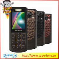 V70 2.4 inch big speaker soloking mobile phone cheap price celulares Metal boby special phone