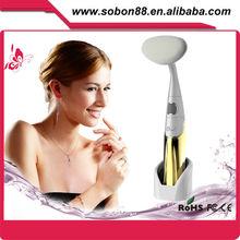2014 super sales fibre soft hair face makeup brush not disposable face brush