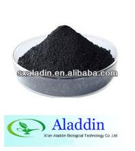 100% solubile naturale ascophyllum nodosum fetilizers estratto di alghe nori concime ad alto acido alginico gmp fabbrica