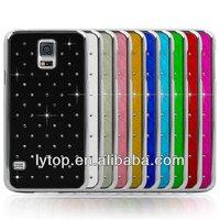 New Hybrid Bling Glitter Hard Back Cover Skin Case For Samsung Galaxy S5
