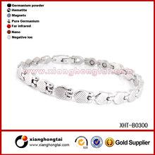 Orginal Bio Germanium Stainless Steel evil eye bracelet
