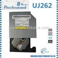 UJ-262 DVD RW/burner/writer sata super slim blu ray 9.5mm burner