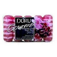 DURU GURME BAR SOAP 5 X 75 GR CHERRY