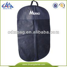 Foldable Non Woven Man Garment Cover bag