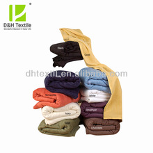 Fleece Throw Production Line Security Blanket Polyester