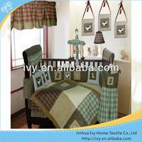 baby bedding set popular textile