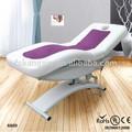 2014 venta al por mayor caliente de la pu de cuero facial faldas de mesa mesa de masaje eléctrico de faldas ( KZM-8809 )