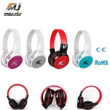 New competitve price wireless mp3 headphones for promotional gift