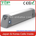 2014 MILITARY Factory TOP Quality 24v/36v/48v lithium long cycle life electric vehicle battery 48v 20ah