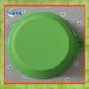 2014 Colorful Flexible Fda& Lfgb Silicone Travel Bowl Silicone Pet Bowl