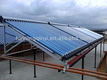 Solar Keymark Certified Heat Pipe Solar Collector