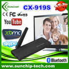 RK3188 Quad Core 2GB/8GB Android 4.2 TV Box Wifi/Bluetooth TV Dongle ,mini digital tv stick software