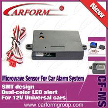 熱い販売の二重- カラーledセンサーcf-msアラートの車車の衝突防止センサー
