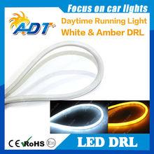 Hot Selling Dual Color Flexible LED Strip 60CM LED Daytime Running Light