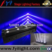 8 pcs 4 IN 1 RGBW 10W cree LED linear pixel beam moving head led beam bar moving head bar