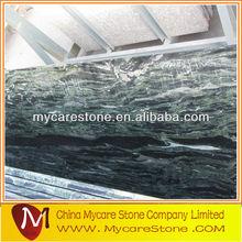 Hot sale granite countertop Wave green