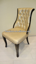 Solid wood 2014 hot sale dining room chair