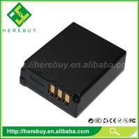 3.7V 800mAh Digital Camera Li-ion Battery for Panasonic Lumix DMC-TZ4 TZ5 TZ50 TZ1 TZ2 TZ3