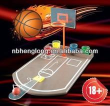 basketball drinking game set