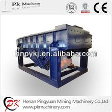 Capacity 20~240T/H mining perlite linear vibrating screen