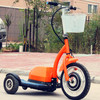 three wheel 48v/22ah lithium batterie electric bike