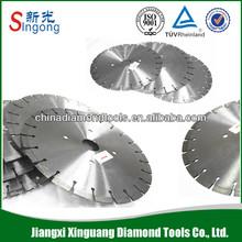 discount price Silver brazed and cooper brazed diamond saw blade