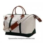 Fairy customized recycle Canvas Duffle bag