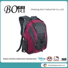 backpack umbrella canvas cotton rucksack trolley bag with detachable backpack