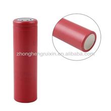 Ingrosso! 3.7v sannyo 18.650 li-ion batteria ricaricabile al litio 2600mah made in japan