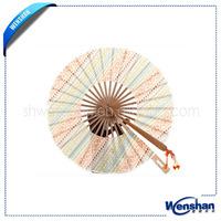 popular wood craft fan