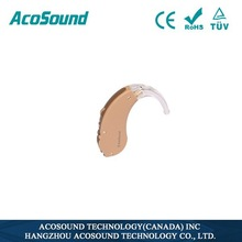 China Supplies Best Price Manufacture AcoSound Acomate 210 BTE Listening Devices