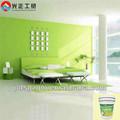 design de decoração funcional do meio ambiente acrílico de emulsão interior pintar as paredes