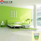 decorating design FUNCTIONAL ENVIRONMENTALLY FRIENDLY acrylic emulsion INTERIOR WALLS paint