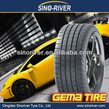 High-performance tires for automobiles