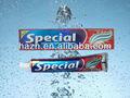 Specail 75ml tri- activo de pasta de dientes para adultos para el uso diario, oem de pasta de dientes, las marcas de pasta de dientes