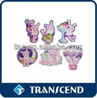 Cute soft pvc turtle fridge magnets for home decoration or promotion gift /paper fridge magnet