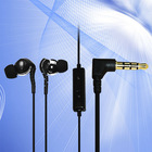 China supplier classic 3.5mm plug earphone and headphone with mic