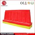 Cas de plástico de barrera de tráfico/barrera de la carretera/bloque de carretera