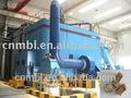 Nuevo estilo de combustible bio generador de aire caliente, madera despedido generador de aire caliente, la industria del horno de secado